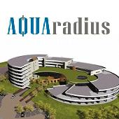 Zonnepanelen op appartementencomplex AQUAradius in Hoofddorp