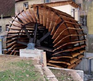 Waterkrachtcentrale Kratochvil