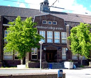 Zonnepanelen Montessori College Arnhem